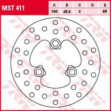 Bremsscheibe MST411