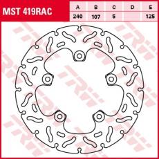 Bremsscheibe MST419RAC