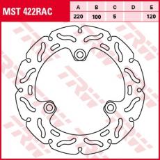 Bremsscheibe MST422RAC