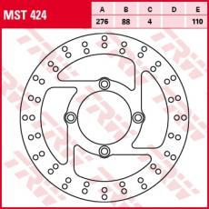 Bremsscheibe MST424