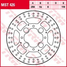 Bremsscheibe MST426