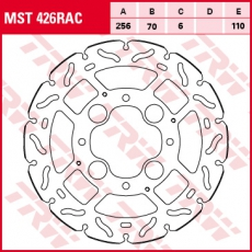Bremsscheibe MST426RAC