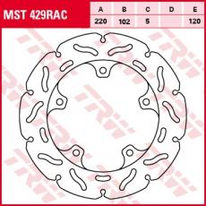 Bremsscheibe MST429RAC