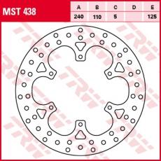 Bremsscheibe MST438