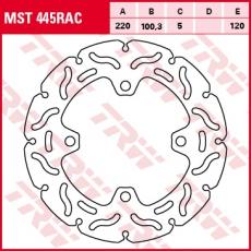 Bremsscheibe MST445RAC