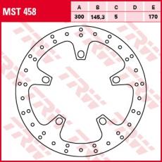 Bremsscheibe MST458