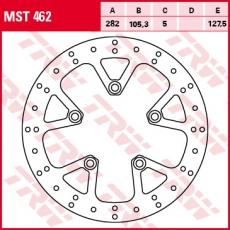 Bremsscheibe MST462