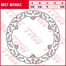 Bremsscheibe MST465RAC