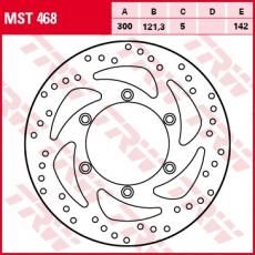 Bremsscheibe MST468