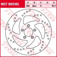 Bremsscheibe MST500SWL