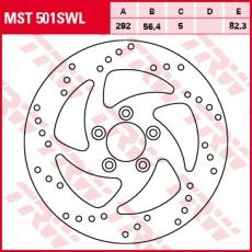 Bremsscheibe MST501SWL