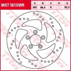 Bremsscheibe MST501SWR