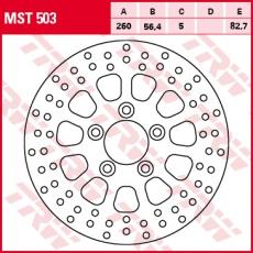 Bremsscheibe MST503