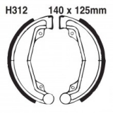 Bremsbacken H312
