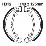 Bremsbacken H312G