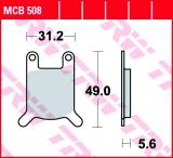 Bremsbelag MCB508