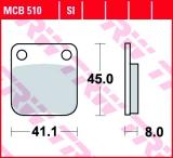 Bremsbelag MCB510