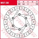 Bremsscheibe MST230